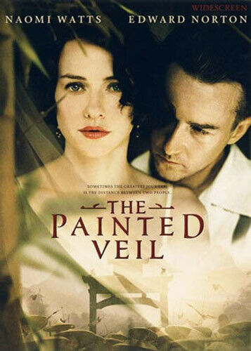The Painted Veil DVD NEW