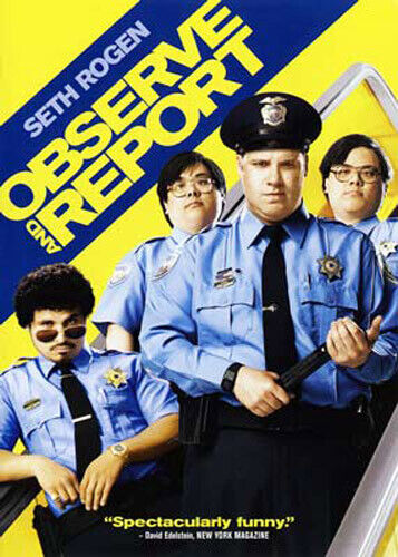 Observe and Report DVD NEW
