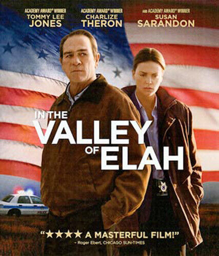 In the Valley of Elah BLU-RAY NEW