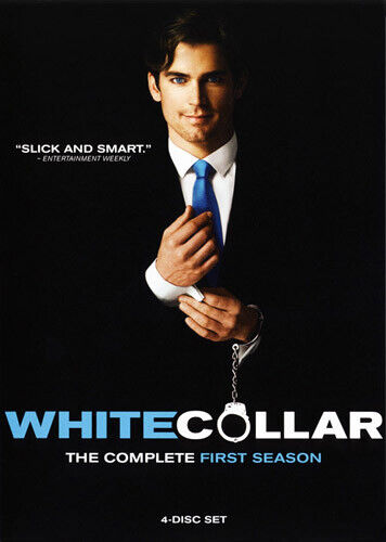 White Collar: The Complete First Season (Season 1) (4 Disc) DVD NEW