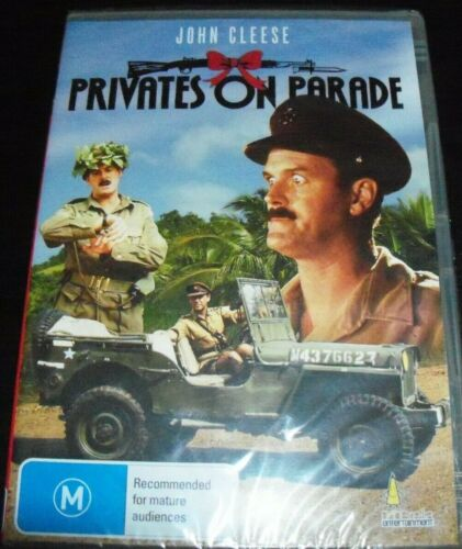 Privates On Parade (John Cleese) (Australia Region 4) DVD – New