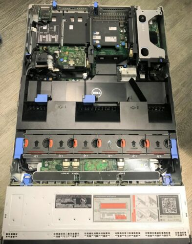 DELL POWEREDGE R720XD SERVER