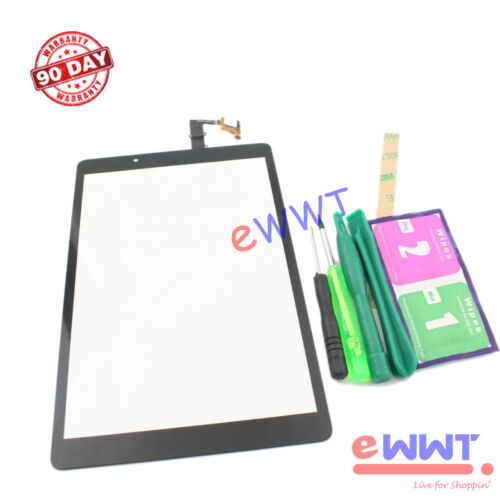 Replacement Black Touch Screen Glass + Tools for Lenovo Tab E 8 TB-8304F ZVLU835