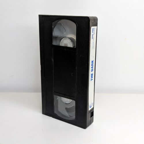 RARE The Dark VHS DEALER PREVIEW Sony Pictures PAL
