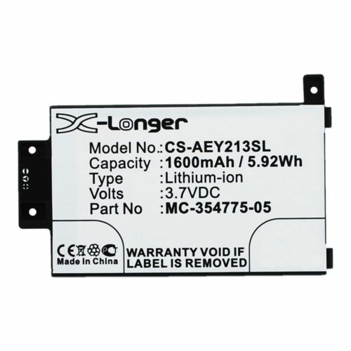 Battery 58-000049 MC-354775-05 For Amazon Kindle PaperWhite 2nd 6in DP75SDI
