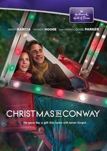 Christmas in Conway (Andy Garcia) DVD NEW