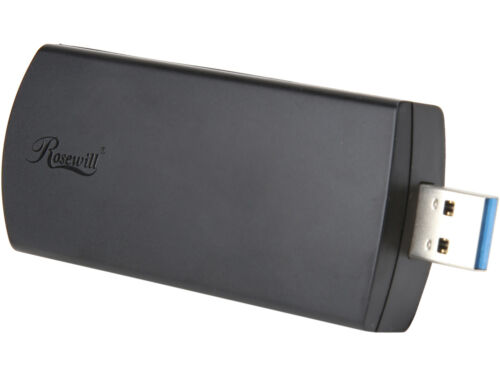 Dual Band, Wireless Wi-Fi USB Adapter, 5 GHz and 2.4 GHz (1300 Mbps / 600 Mbps)