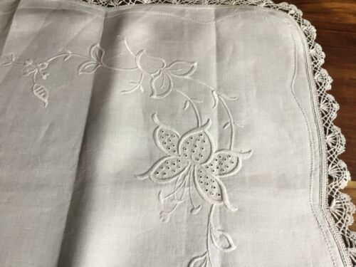 Antique Pillow Shams/Table Centrepiece