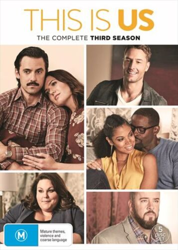 This Is Us - Season 3 : NEW DVD