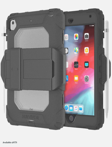 Griffin Survivor All-Terrain Case for iPad Mini 4 & iPad mini 2019