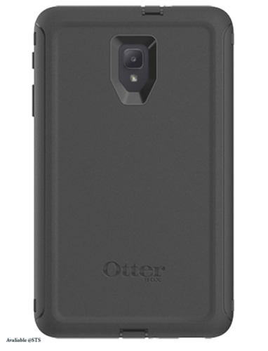 "OtterBox Defender Series Case for Samsung Galaxy Tab A 8"" (2017) Black"