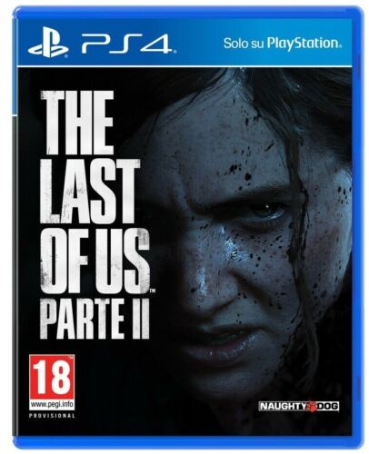THE LAST OF US PARTE 2 PS4 VIDEOGIOCO ITALIANO PLAY STATION 4 MULTILINGUA SONY