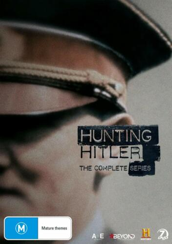 Hunting Hitler Complete Collection Series Seasons 1, 2 & 3 DVD box set New R4
