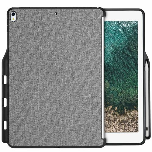 For Apple IPad Pro 12.9 Case (2015/2017),Back Cover Compatible w/ Smart Keyboard