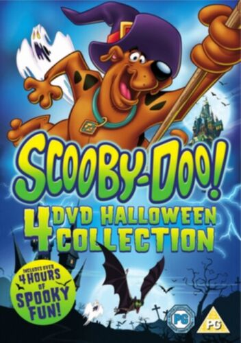 Scooby-Doo: Halloween Collection 4 DVDs R4 New