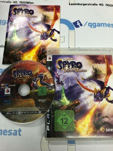 Playstation3 The Legend of Spyro: Dawn of the Dragon PS3