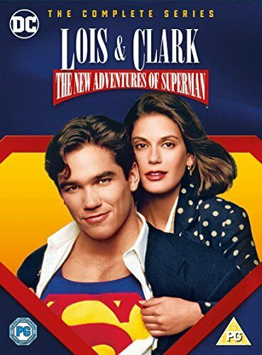 Lois  Clark - The New Adventures Of Superman Complete Series [DVD]