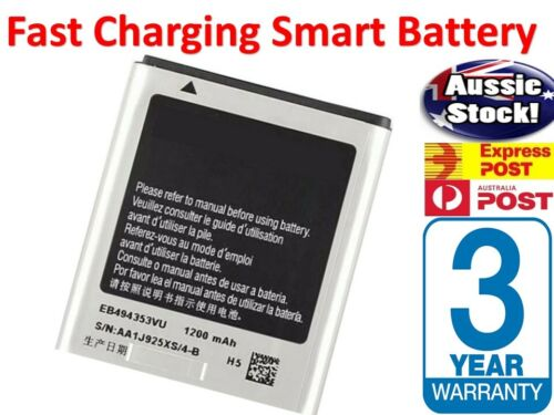 EB494353VU Samsung Battery GT-S5570 S5250 S7230e I559 C6712 Wave GT S5360T NEW