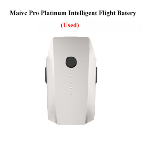 <No Box> DJI Brand Mavic Pro Platinum Intelligent Flight Battery AU Stock Used
