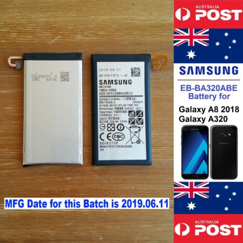 Samsung EB-BA320ABE Battery for Galaxy A3 (2017)  A320  2350mAh - Local Seller