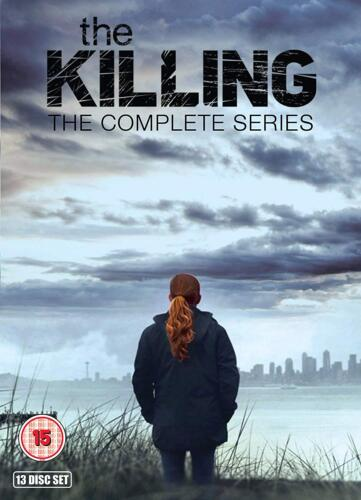 The Killing Complete Series 1, 2, 3 + 4 (The Final) DVD Box Set