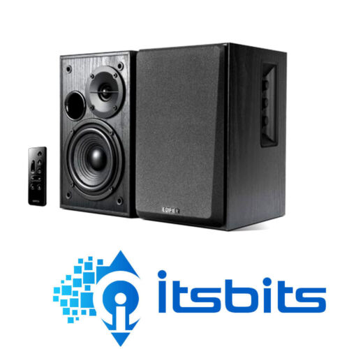 EDIFIER R1580MB 2.0 STEREO SPEAKERS BLUETOOTH & RCA CONNECTIONS FOR STUDIO & PC