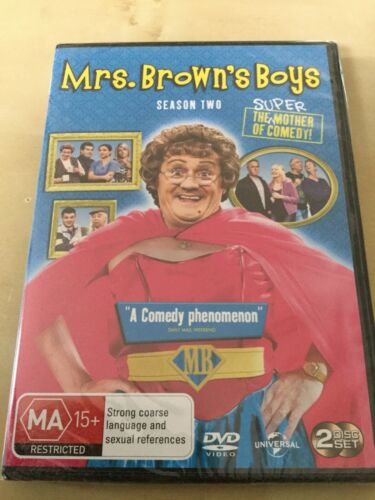 Mrs. Brown's Boys : Series 2 (DVD, 2012, 2-Disc Set)