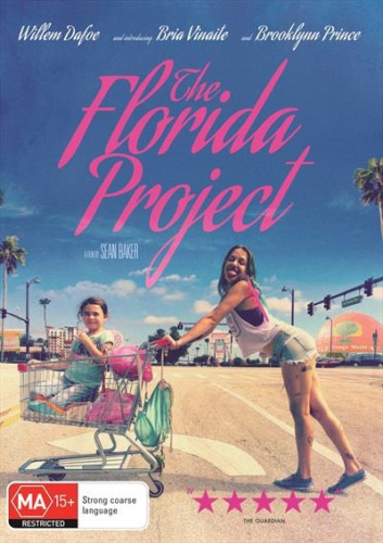 The Florida Project DVD : NEW