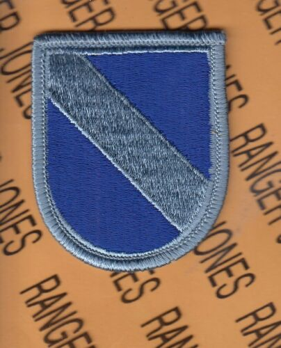 Aviation Section 81st Infantry Bde Airborne beret flash patch NFE