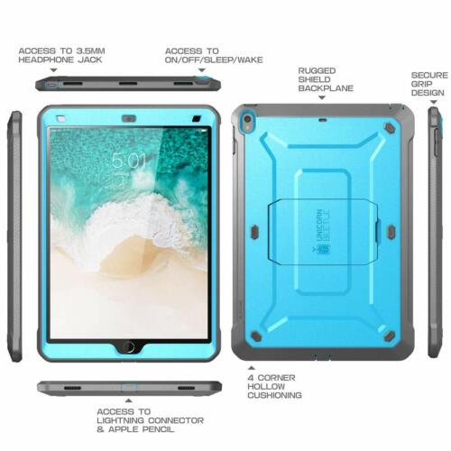 Case For IPad Air 3 (2019) And IPad Pro 10.5 (2017) Built-in Screen Protector AU