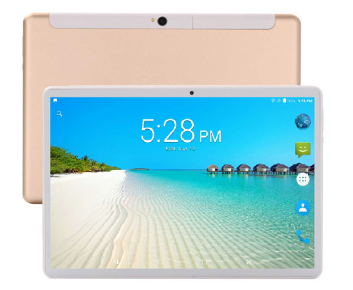 """10.1"""" Android 7.0 64GB TEN Core WIFI Bluetooth 4G LTE sim Tablet PC Bluetooth AU"""