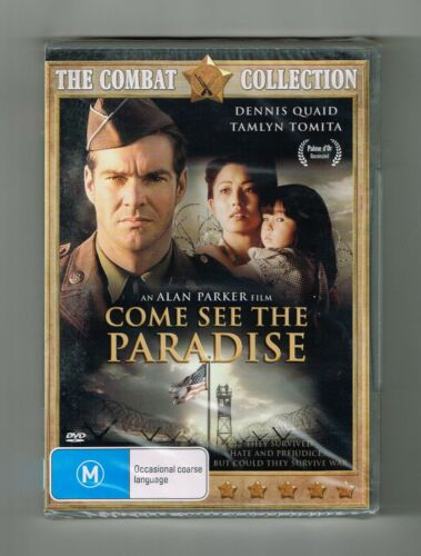 Come See The Paradise Dvd Brand New & Sealed