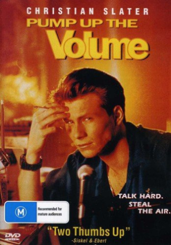 Pump Up The Volume - UK Compatible DVD - (New & Sealed)