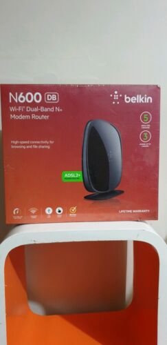 Wifi Dual Band N  Modem Router