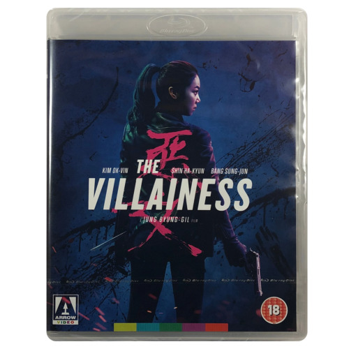 The Villainess Blu-Ray **Region B**