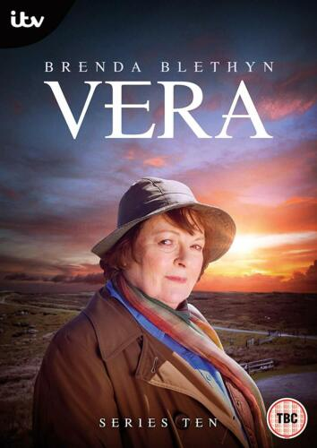 Vera Season Series 10 DVD Brenda Blethyn New & Sealed