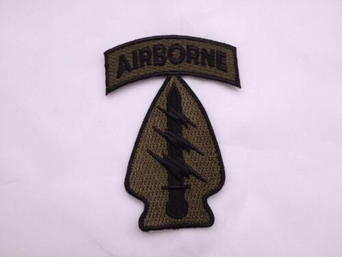 United States US Airborne Special Forces Embroidered Patch - US046Reproductions - 156452
