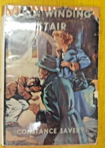 Up A Winding Stair By Constance Savery (Hardcover, 1949)