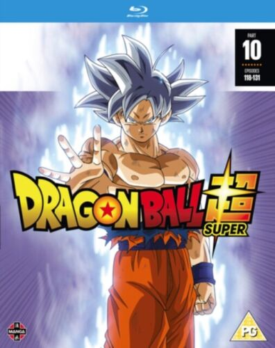 Dragon Ball Super: Part 10 (Episodes 118 - 131 ) Blu ray RB New Sealed