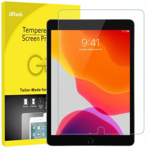 Screen Protector For iPad 7 10.2-Inch, 2019 Model,7th Generation Tempered Glass