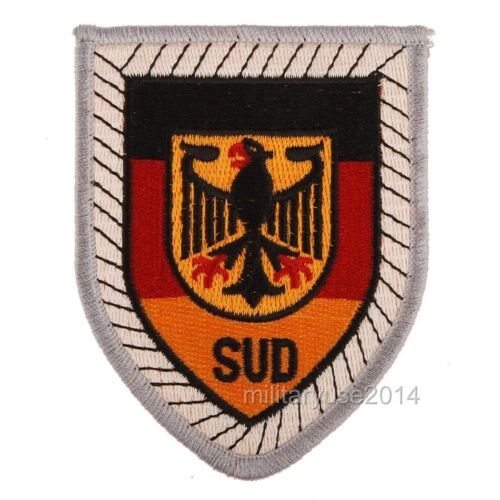German Bundeswehr Panzer Division Embroidery Military Patch InsigniaReproductions - 156452