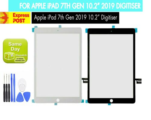 For iPad 7 2019 7th Gen A2200 A2198 A2232 TOUCH SCREEN DIGITIZER REPLACEMENT