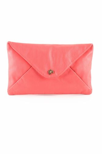 MADISON SCOTCH Borsa clutch rosso elegante Donna