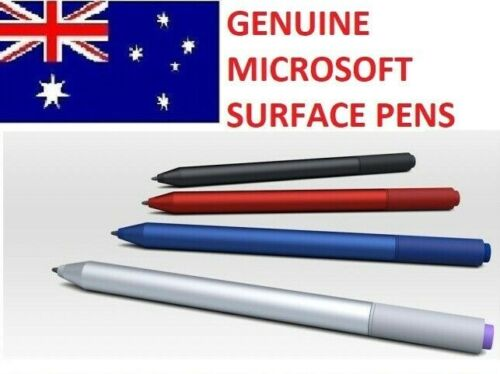 GENUINE Microsoft Surface PRO Touch Pens + 2 batteries ALL VERSIONS Pro 3 4 5 6