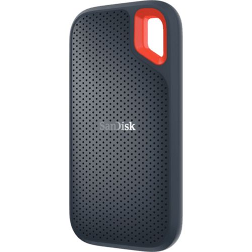 SanDisk 500G Extreme Portable SSD,USB 3.1,Type C & Type A compatible,Speeds up t