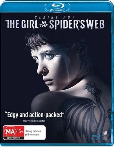 The Girl In The Spider's Web : NEW Blu-Ray