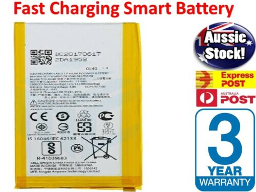 Fast Charging Battery for MOTOROLA GL40 Moto Z Play / Z Play Droid  3510mAh