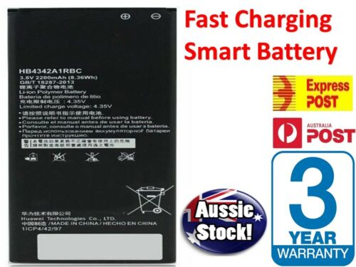 Replacement Battery For Huawei Y6 Elite [HB4342A1]Scale HONOR 4A SCL-AL00 AU