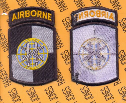 US Army JSOC Joint Special Operations Command Airborne proposed patch Army - 66529