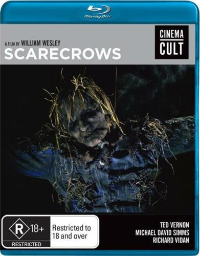 SCARECROWS - (DIR: WILLIAM WESLEY) (BLU-RAY) BRAND NEW!!! SEALED!!!